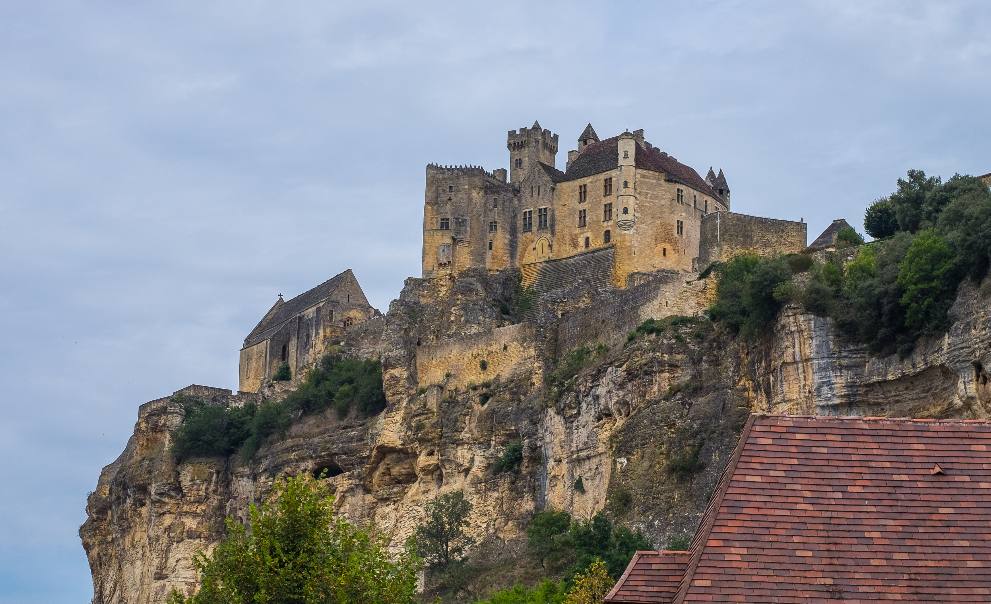 "You need to see Beynac – a Castle Fortress that's also a ""Most Beautiful Village"" of France"
